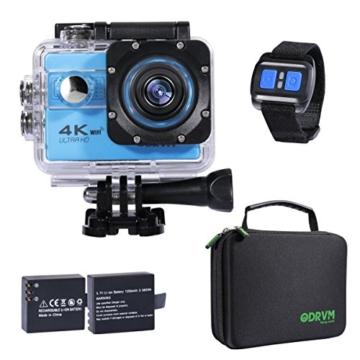 action cam 4k wifi 1080p 60fps helmkamera. Black Bedroom Furniture Sets. Home Design Ideas