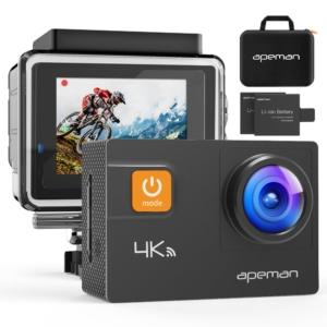 Action Cam, Helmkarma, Aktion Kamera, Unterwasserkamera